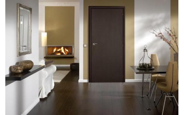 Интериорна врата Standard черен дъб