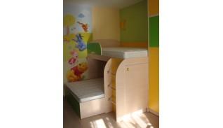 Конфигурация за детска стая 1