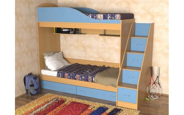 Двуетажно легло Селена