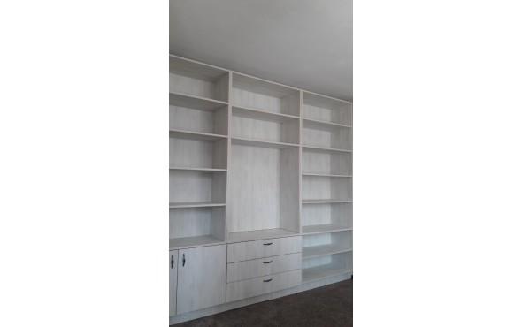"Секционен шкаф за дневна ""Анита"""