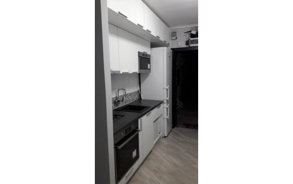 Кухня по индивидуален проект Анджелика