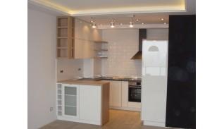 Кухня по индивидуален проект Фара 14 МДФ акрил