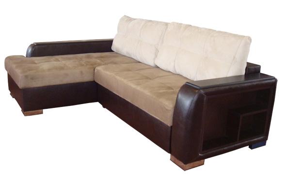 Разтегателен диван за хол Тексас