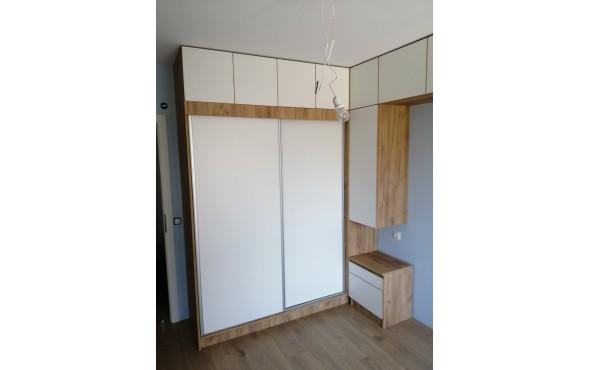 """Обзавеждане за спалня """"Катя"""" по индивидуален проект"""